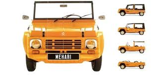 citroen mehari electric citroën e méhari iconic 1960s car goes electric eta