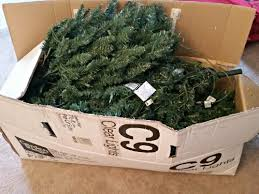 christmas tree storage box the idiot s guide to christmas storage christmas lights etc