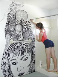 painting bathroom walls ideas look for painting bathroom tile for your home mind blowing wall