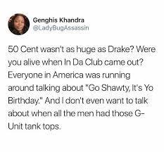50 Cent Birthday Meme - dopl3r com memes genghis khandra ladybugassassin 50 cent wasnt