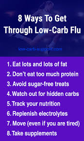 8 ways to blast through low carb flu and dive into ketosis u2013 low