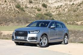 Audi Q7 2015 - audi q7 e tron 3 0 tdi quattro first drive of diesel plug in