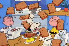 brown bread gif by peanuts find on giphy