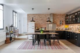 idee cuisine cuisines cuisine moderne ide originale arrital table ilot élégant