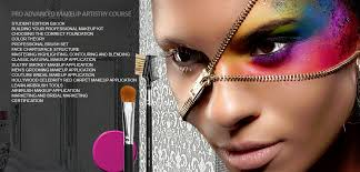 professional makeup classes make up artist courses make up