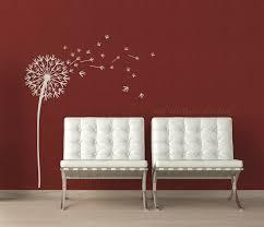 22 dandelion wall decals dandelion wall sticker by oakdene dandelion wall decals