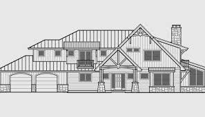 custom house plans custom craftsman house plans luxamcc org
