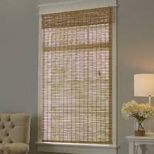 Bamboo Curtains For Windows Blinds Window Shades