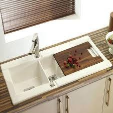 How To Clean White Porcelain Kitchen Sink How To Clean White Porcelain Kitchen Sink Farmhouse Kitchen Sink