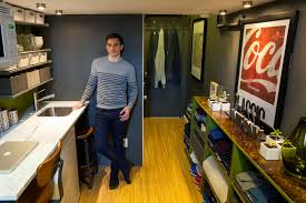 150 sq ft my 150sqft architect turned actor anthony triolo shows us his