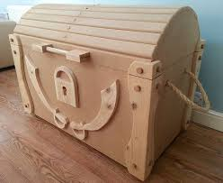 Barn Toy Box Woodworking Plans The Treasure Chest Toy Box Wood Toys Pinterest Toys 900x739
