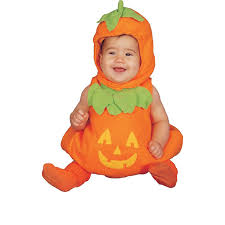 halloween costumes baby amazon com dress up america baby pumpkin clothing