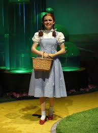 child dorothy wizard oz costume wizard of oz u0027 dorothy dress to be auctioned next month cbs los