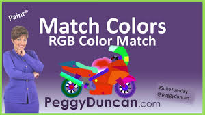 microsoft paint u0027s color picker find the perfect color match