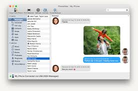 Iphone by Phoneview Export And Save Iphone Sms Imessages Whatsapp