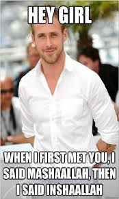 Islamic Meme - ryan gosling wants to wish you a happy ramadan urban asian