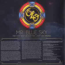 Evil Woman Electric Light Orchestra Vinyl Album Electric Light Orchestra Mr Blue Sky The Very