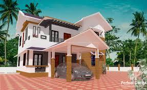 home design plans 2017 double floor homes u2013 kerala home design
