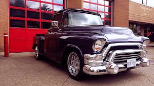 Vintage Ford Truck Images - old pickup is chrome sweet chrome sqwabb