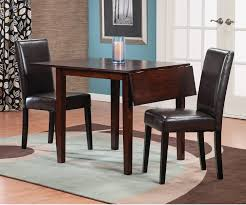 3 piece dining set solid wood table room sets breakfast and chairs