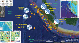 earthquake anniversary sumatra andaman 2004 m 9 2 u0026 2005 m 8 6