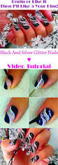 vibrant dancing stripes nail art design tutorial 483 best nails images on pinterest make up pretty nails and