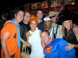 Flinstone Halloween Costume Seasonal 4 Fred Wilma
