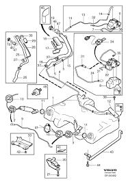 volvo fuel pump wiring diagram image details