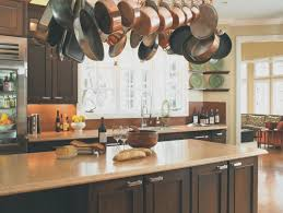 Kitchen Island With Hanging Pot Rack Kitchen Island With Hanging Pot Rack Us 21 Verdesmoke