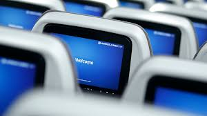 American Airlines Inflight Wifi by Your In Flight Movie Screen Is Going Extinct Bloomberg