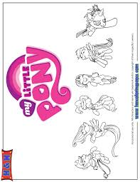 my little pony all ponies coloring page h u0026 m coloring pages