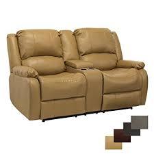zero wall clearance reclining sofa amazon com recpro charles 67 double rv zero wall hugger recliner