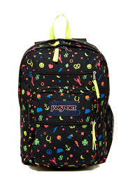 jansport big student neon character backpack nordstrom rack