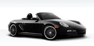 black porsche boxster convertible guess this black car with its specification spotting hobbies
