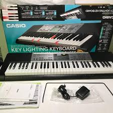 casio lk 175 61 lighted key personal keyboard find more casio lk 175 61 key portable keyboard black please
