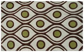 green and brown striped rug lime green and brown rug