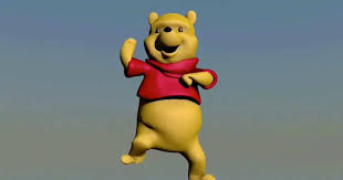 winnie pooh dancing meme takes twitter
