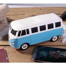 volkswagen type 2 vw bus bluetooth usb volkswagen type 2 model camper speaker blue