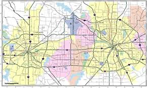 fort worth map search maps in the dallas fort worth areas