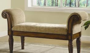 bench upholstered bench with storage stunning storage bench