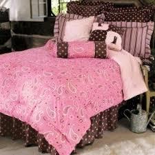 Girls Horse Comforter Pink Polka Dot Comforter Foter
