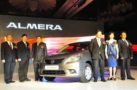nissan almera vl spec nissan almera officially launched by etcm zerotohundred com