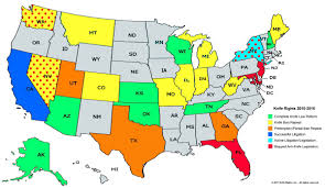Ccw Map Knife Rights U2013 Rewriting Knife Law In America