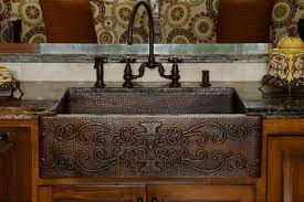 copper apron front sink apron sinks not just for a farmhouse kitchen