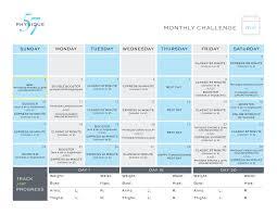 november 2013 barre challenge physique 57