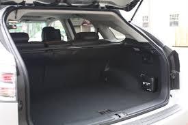 lexus rx 350 cargo space automotive trends 2010 lexus rx 350