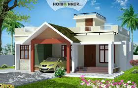 2 home designs 993 sqft 2 bedroom house plans in kerala