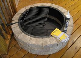 Fire Pit Parts - outdoor fire pit kits ideas enjoying outdoor fire pit kits