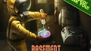 basement by halfbus u2014 kickstarter