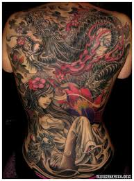 tattoo dragon full back 45 chinese dragon tattoo designs and meanings